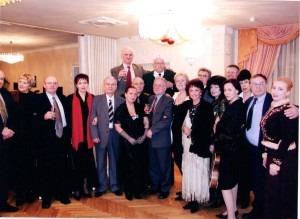 Годовщина Движения 2003г. декабрь