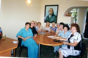 На заседании Саратовского представительства