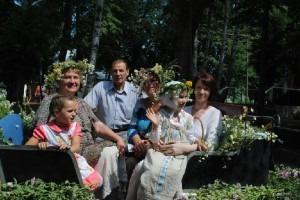 Московская обл.Деденово,на празднике День семьи