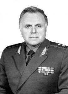 генерал -летейнант Гулько Алексей Яковлевич