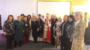 Международная миротворческая пресс-конференция женщин за устойчивое развитие мира